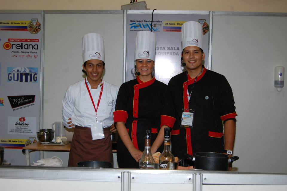 Guayaquil Gastronómico 2013