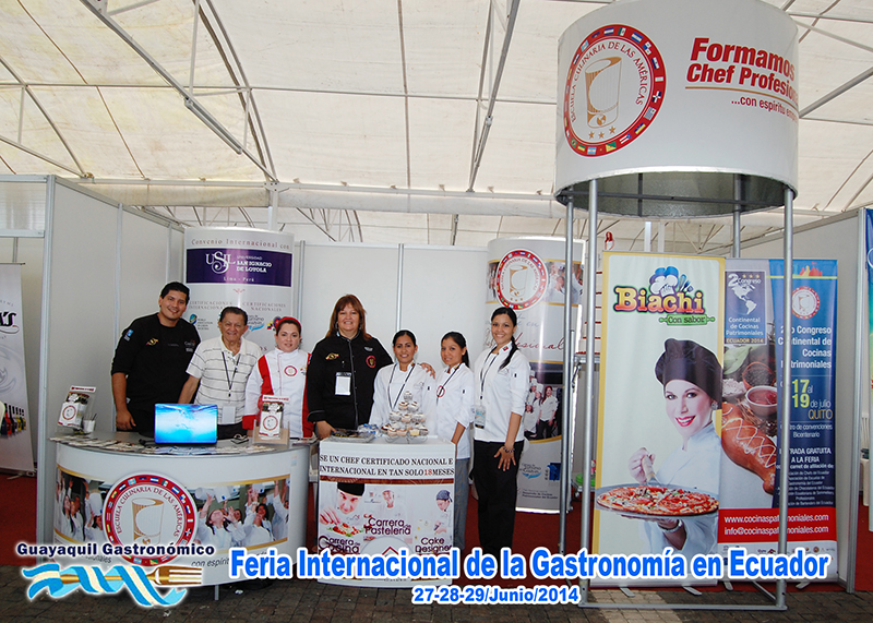 Guayaquil Gastronómico 2014
