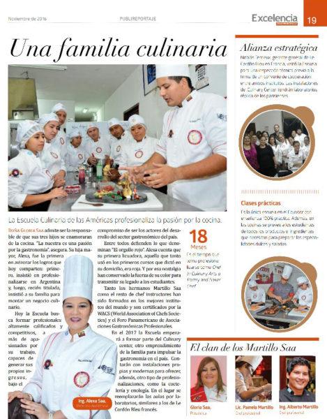 Familia Culinaria