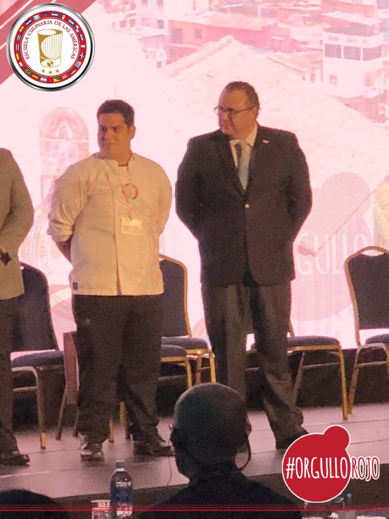 Ceremonia de Premiación GOAL 2018