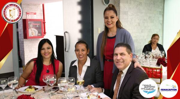 Reunión de trabajo junto a la concejal de Turismo del Guayas