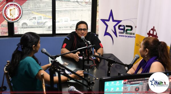Entrevista Chef Christian Peñafiel para Radio Estrella 92.1